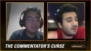 The Commentator's Curse Episode 16