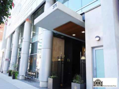 375 King Street West # 708 1 Bedroom Toronto  Condo Real Estate Newly Listed near Chinatown