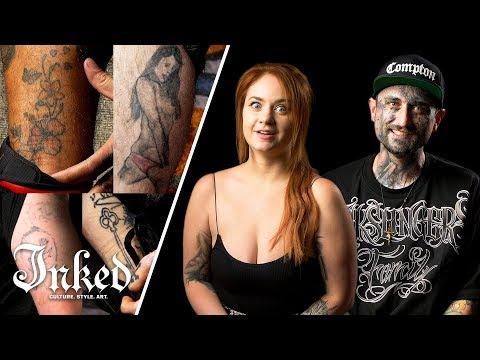 Video Tattoo Artists Answer