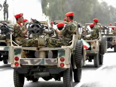 Iranian Military Power / Iranian Armed Forces (2008)