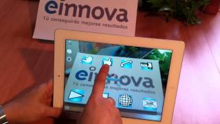 Video de Youtube de einnova AR