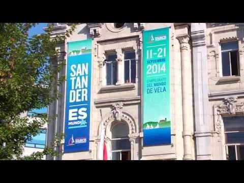 Santander 2014. Patrocinadores Mundial