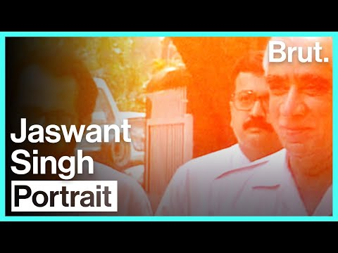 Jaswant Singh: 1938-2020