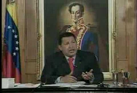 Globovisión incita el magnicidio de Hugo Chávez