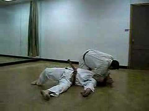Hiko Ryu Taijutsu Basic Techniques Yumigatame
