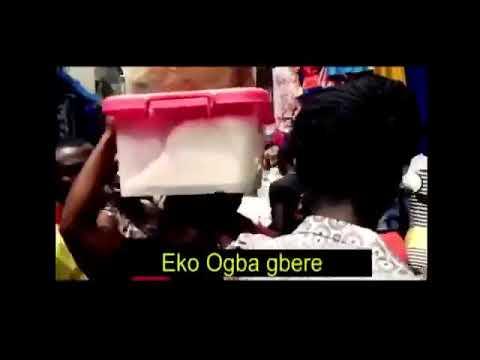 Eko ogba gbere