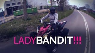 8. LadyBandit | Yamaha Raptor 700r | GoPro