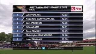 Nonton Australia Post Stawell Gift 2014    Mens Final Film Subtitle Indonesia Streaming Movie Download