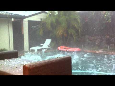 Super Storm in Australia