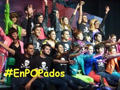 "ALEX SPEITZER canta ""Rayo rebelde"" VASELINA 2014 #EnPOPados México ..."