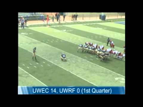 Blugold Football Scores 5 TDs vs. River Falls - September 24, 2011