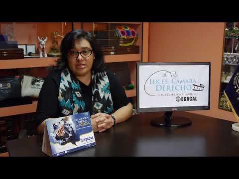 Programa 41 - La iimprescriptibilidad de delitos contra adm. pública - Luces Camara Derecho - EGACAL