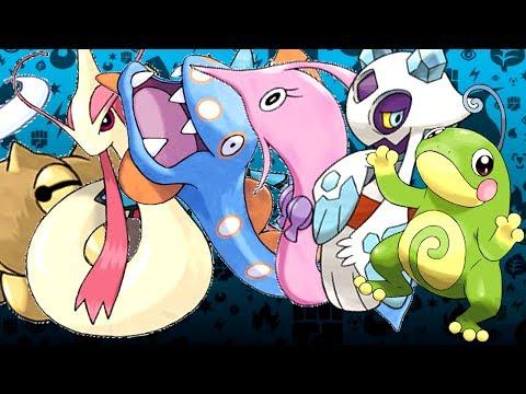 Top 10 Weirdest Pokémon Evolutions