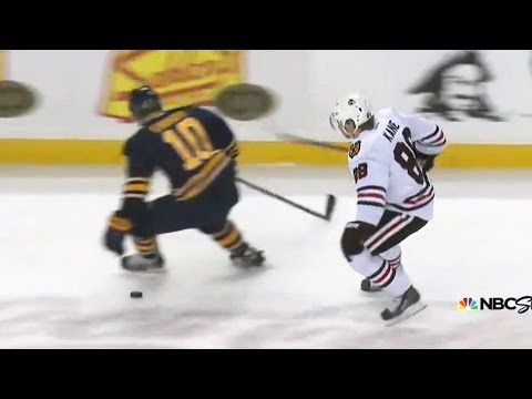 Video: Kane pulls off fancy move on Buffalo defense