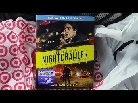 Nightcrawler Blu-Ray/DVD Combo Review/Unboxing (HD)