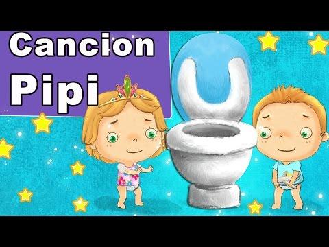 Cancion Pipi - Pipi Popo cancion para dejar el pañal