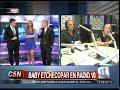 C5N - ARGENTINA EN VIVO: DUPLEX CON EL ANGEL DEL MEDIODIA EN RADIO 10 AM 710