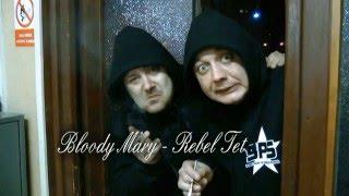Video Bloody Mary - Rebel tetovaný (oficiální videoklip)