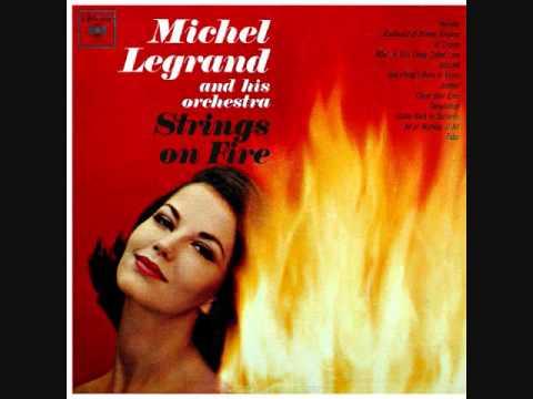 Michel Legrand - Strings on fire (1962)  Full vinyl LP