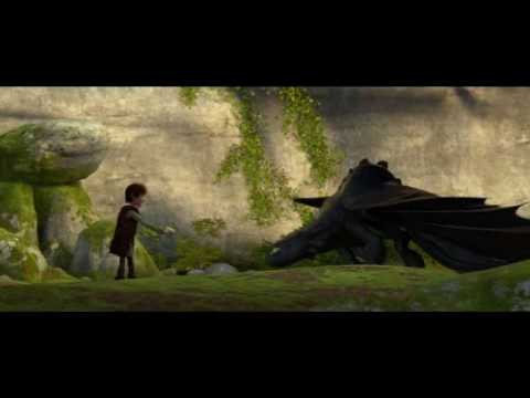 Como entrenar a tu dragón (How to Train Your Dragon) | Trailer en español latino