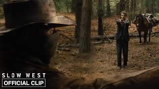 Nonton Slow West   Jay Meets Silas   Official Movie Clip Hd   A24 Film Subtitle Indonesia Streaming Movie Download