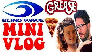 Blind Wave Vlog