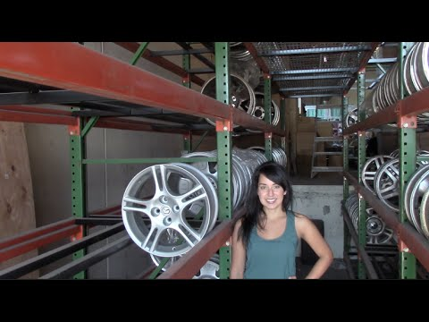 Factory Original Mazda B2500 Rims & OEM Mazda B2500 Wheels – OriginalWheel.com