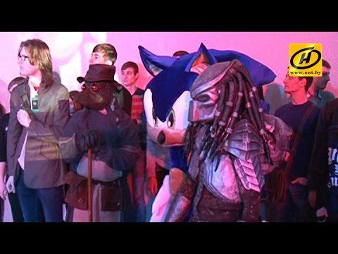 GDS conference - белорусские компьютерные игры (видео)