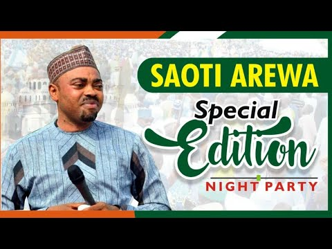 Saoty Arewa Special Edition Night Party | Latest 2020 Yoruba Music Video