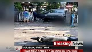 Download Video Pelaku Ledakan Bom Gereja Surabaya Gunakan Sepeda Motor - Breaking News 13/05 MP3 3GP MP4