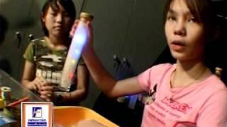 คนพิการสอนอาชีพให้ฟรี โคมไฟแฟนซี4
