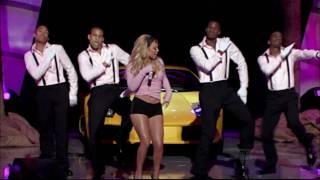[1080p] Mariah Carey - Shake It Off @ (World Music Awards 2005)