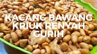 Video Resep Kacang Bawang Renyah MP3, 3GP, MP4, WEBM, AVI, FLV April 2019