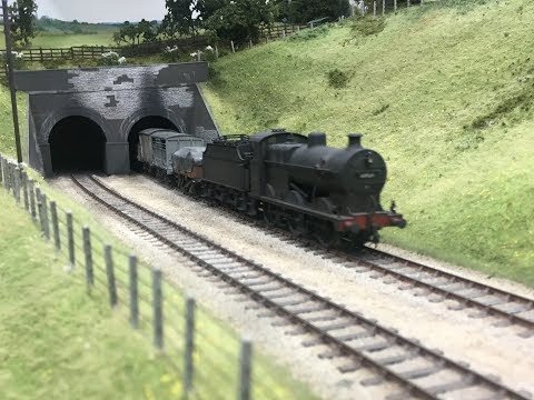 Modelling Railway Train Track Plans -Superb Calne Model Railway Exhibition 19/01/2019