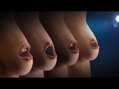 Naisten nännien tilalla huulet — tämä video leviää sosiaalisessa mediassa ja sillä on tärkeä viesti