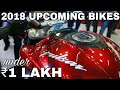 2018 Top 5 Upcoming Bikes All Are Under  1l In India In 2018