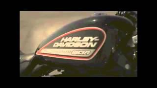 4. Harley-Davidson 883R Sportster Roadster