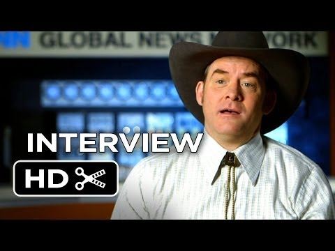 Anchorman 2: The Legend Continues Interview - David Koechner (2013) - Steve Carrell Movie HD