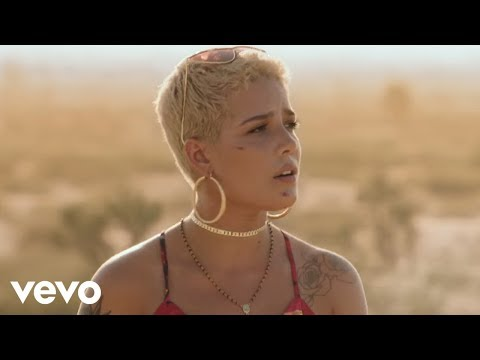 Halsey - Bad At Love (видео)