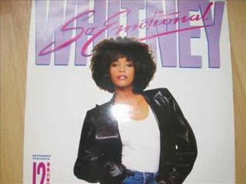 Whitney Houston So Emotional Extended Mix