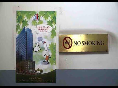 Dịch vụ ngân hàng tích cực hưởng ứng chương trình phòng chống tác hại thuốc lá
