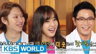 Video Happy Together - Lee Bongwon, Park Eunhye,  Kim Heechul, & more! (2015.03.12) MP3, 3GP, MP4, WEBM, AVI, FLV Juli 2018