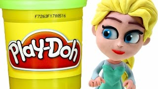 FROZEN Elsa Play doh STOP MOTION videos: Disney Playdough Toy Eggs full download video download mp3 download music download