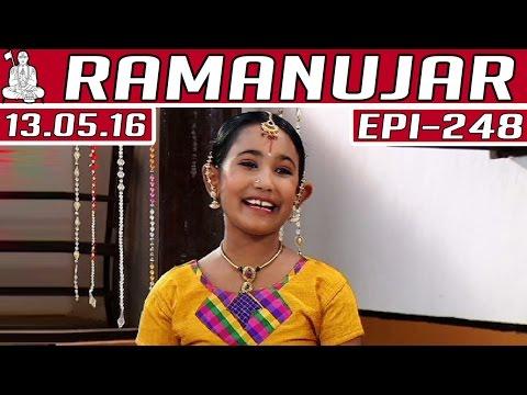 Ramanujar-Epi-248-Tamil-Serial-13-05-2016-Kalaignar-TV