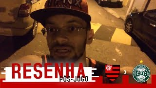 Ruan comenta a vitória do Flamengo sobre o Coritiba na Ilha do Urubu SEGUE LÁ PADRINHO: Instagram.com/flamengodadepressao Instagram.com/ruanfladadepre Twitte...
