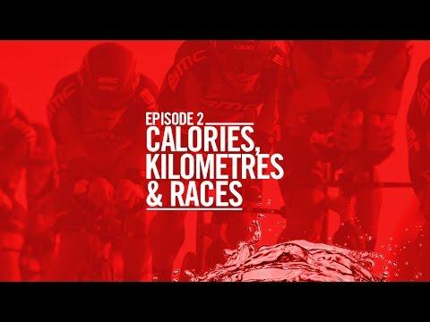 Fuel para el Tour: Calorías, Kilómetros & Carreras - Nutrición Team BMC