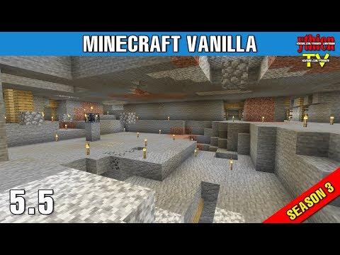 Minecraft Vanilla Livestream S03E5.5 - Đào Lò Kẹo Dẻo - Thời lượng: 1 giờ và 33 phút.