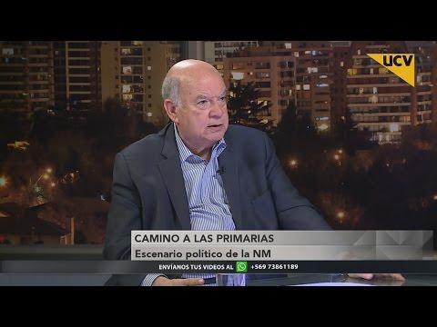 video José Miguel Insulza se refiere a la carrera presidencial y el camino a primarias