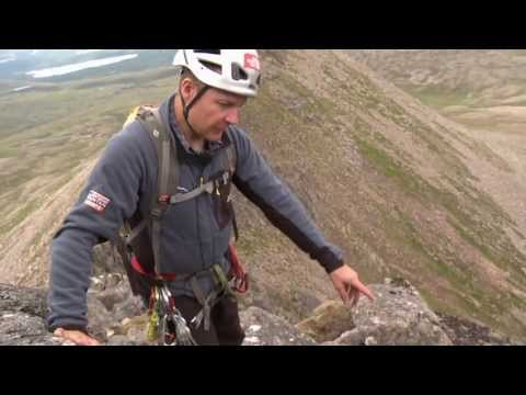 Rock Climbing – multipitch abseil