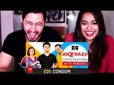 TSP'S AWKWARD CONVERSATIONS W/ PARENTS   Episode 1   Reaction!